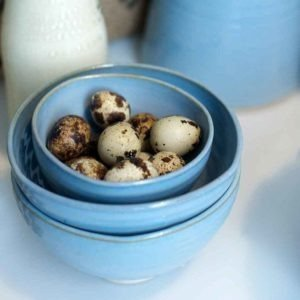 Bowls Stoneware Rosemarie Durr