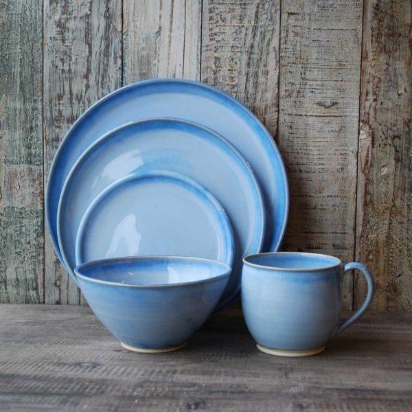 Cup Blue Range Set Rosmarie Durr
