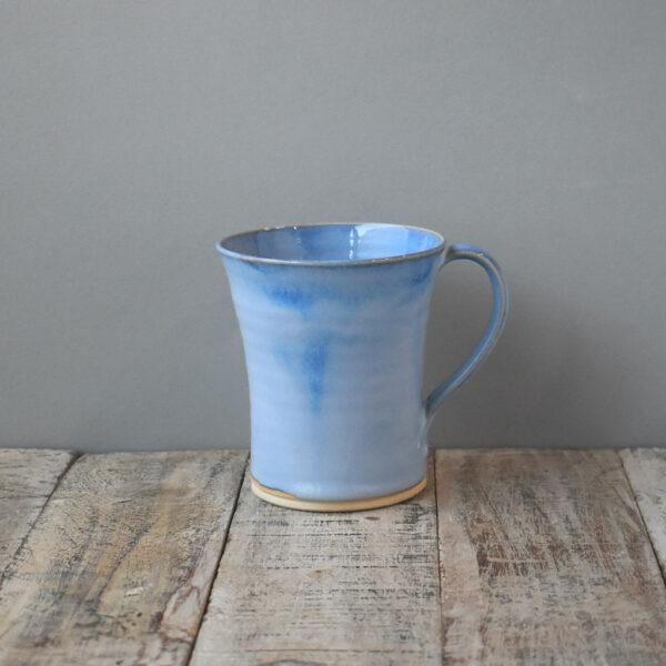 Blue Range Mug by Rosemarie Durr