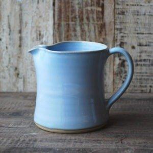 Milk Jug Blue Range Rosemarie Durr