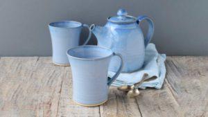 Straight Blue Range Jugs Rosemarie Durr