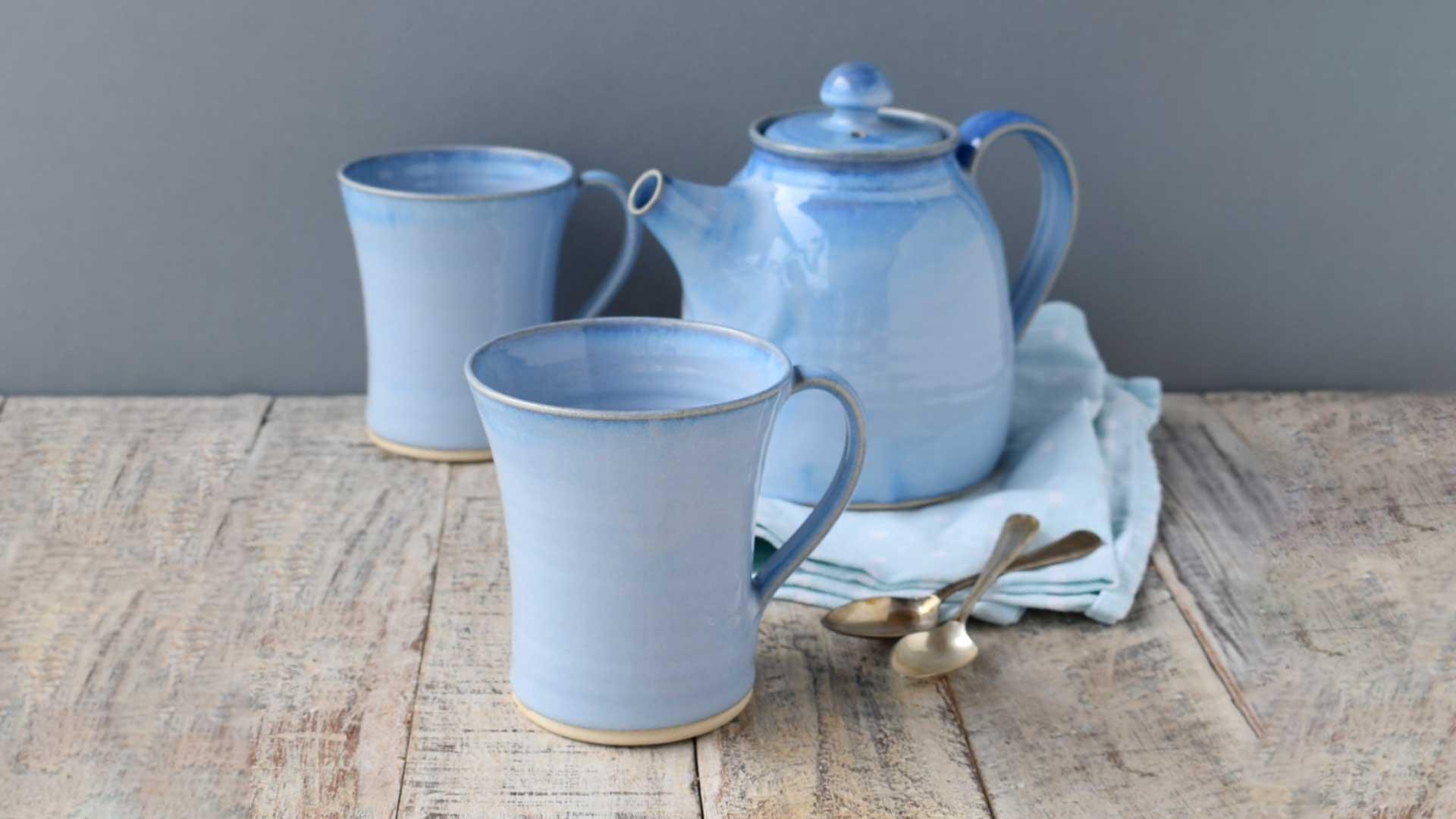 Tall Mug | Blue Range