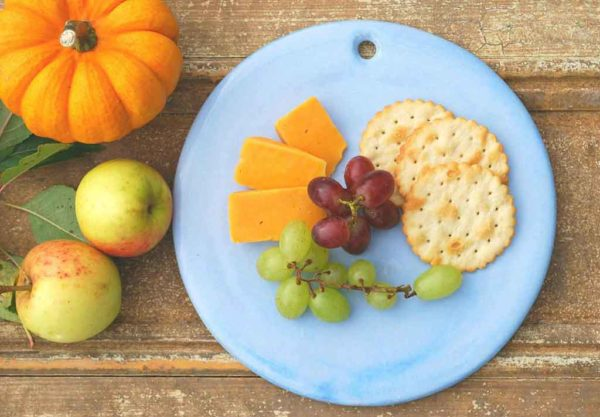Cheese Platter Rosemarie Durr Pottery