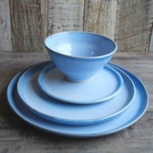 Cereal Bowl Place Setting on table Rosemarie Durr