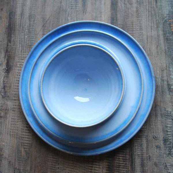 Cereal Bowl Place Setting stacked Rosemarie Durr