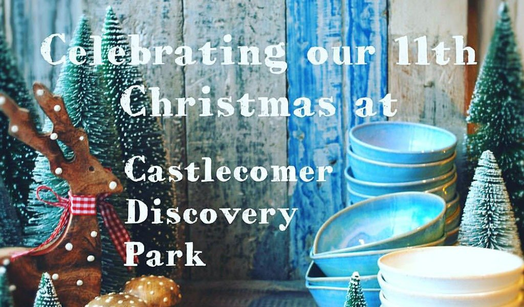 Cristmas Customer Celebrations at Rosemarie Durr Pottery