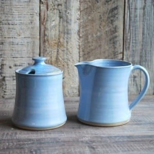 Jug and Lidded Sugar set Rosemarie Durr