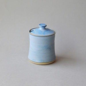 Lidded Sugar Pot Rosemarie Durr Pottery