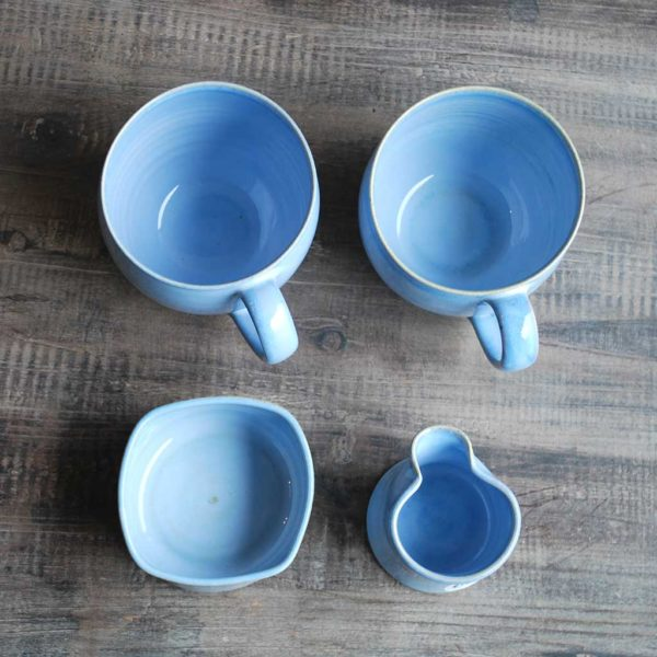 Tea for Two Mugs Rosmarie Durr