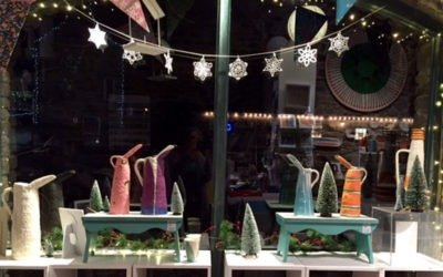 Festive Windows!