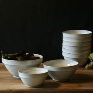 Stack Bowls in action Rosemarie Durr