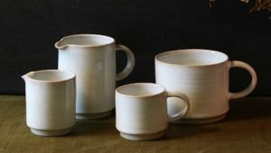 Stackin Espresso Cup in Stacking Range Rosemarie Durr