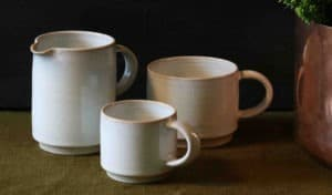 Rosemarie Durr Pottery at Irish Design Shop