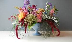 Rosmarie Durr Floral Arrangement Workshop