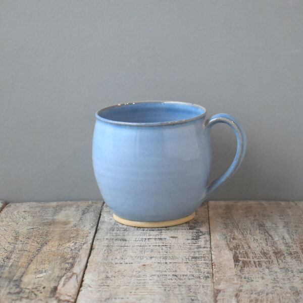 Blue Range Cup Rosemarie Durr Pottery