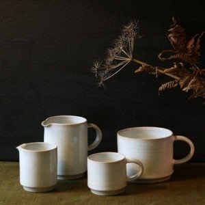Stacking Cups set with jugs Rosemarie Durr