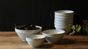 Stacking Bowl Range by Rosemarie Durr