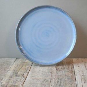 Blue Range Plates by Rosemarie Durr 2