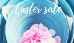 Rosemarie Durr Pottery Easter Sale