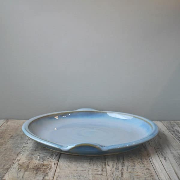 Blue Platter Rosemarie Durr