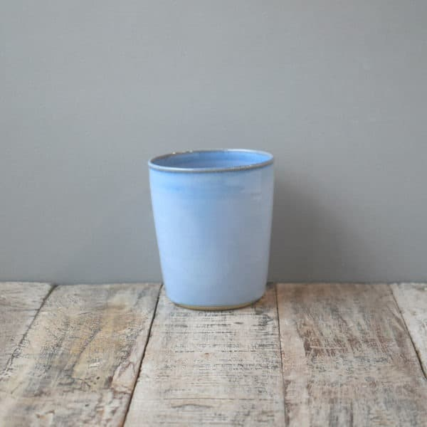 Blue Range Keep Cup Rosemarie Durr Pottery