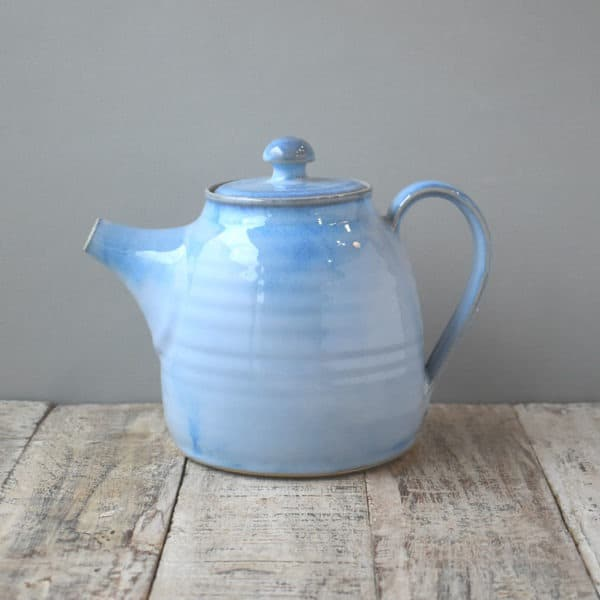 Blue Range Tea Pot Rosemarie Durr