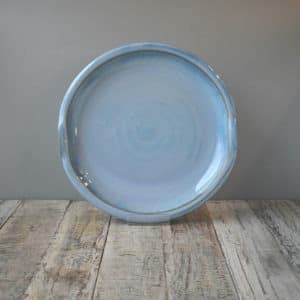 Large Platter Blue Range Rosemarie Durr Pottery