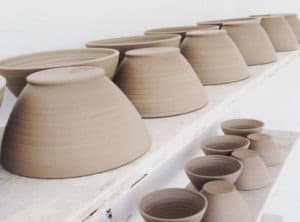Rosemarie Durr Bowls Drying