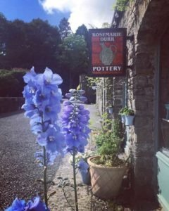 Rosemarie Durr Pottery Shop Castlecomer