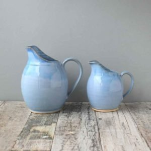 Spouted Jugs By Rosemarie Durr