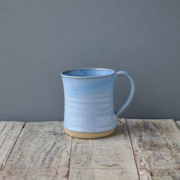 Blue Range Pantry Cup by Rosemarie Durr Pottery