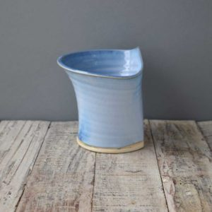 Wall Flower Pot by Rosemarie Durr